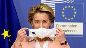 Von Der Leyen presenta el plan de prevención y tratamiento del cáncer de la Comisión Europea.