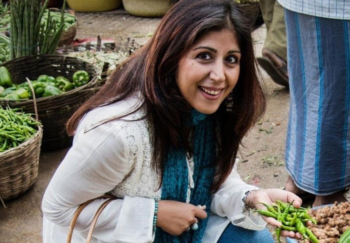 La chef india Anjalina Chugani, autora de libro 'Soul Spices', propone condimentar platos tradicionales catalanes con especias para aportarles nueva vida.