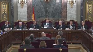 La fiscalía ultima el informe contrario a los indultos a los presos del 'procés'