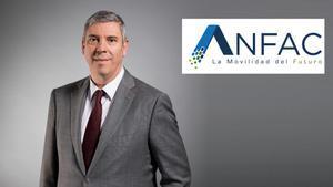 José Vicente De los Mozos, presidente de ANFAC.