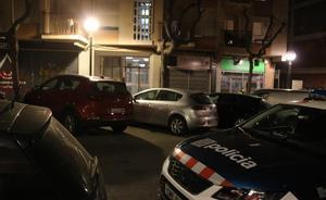 El edificio de Tarragona donde ha aparecido muerta una anciana con signos de violencia.