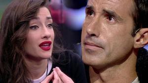 L'«enxampada brutal» a Adara a 'GH VIP: confessa a João que es vol separar