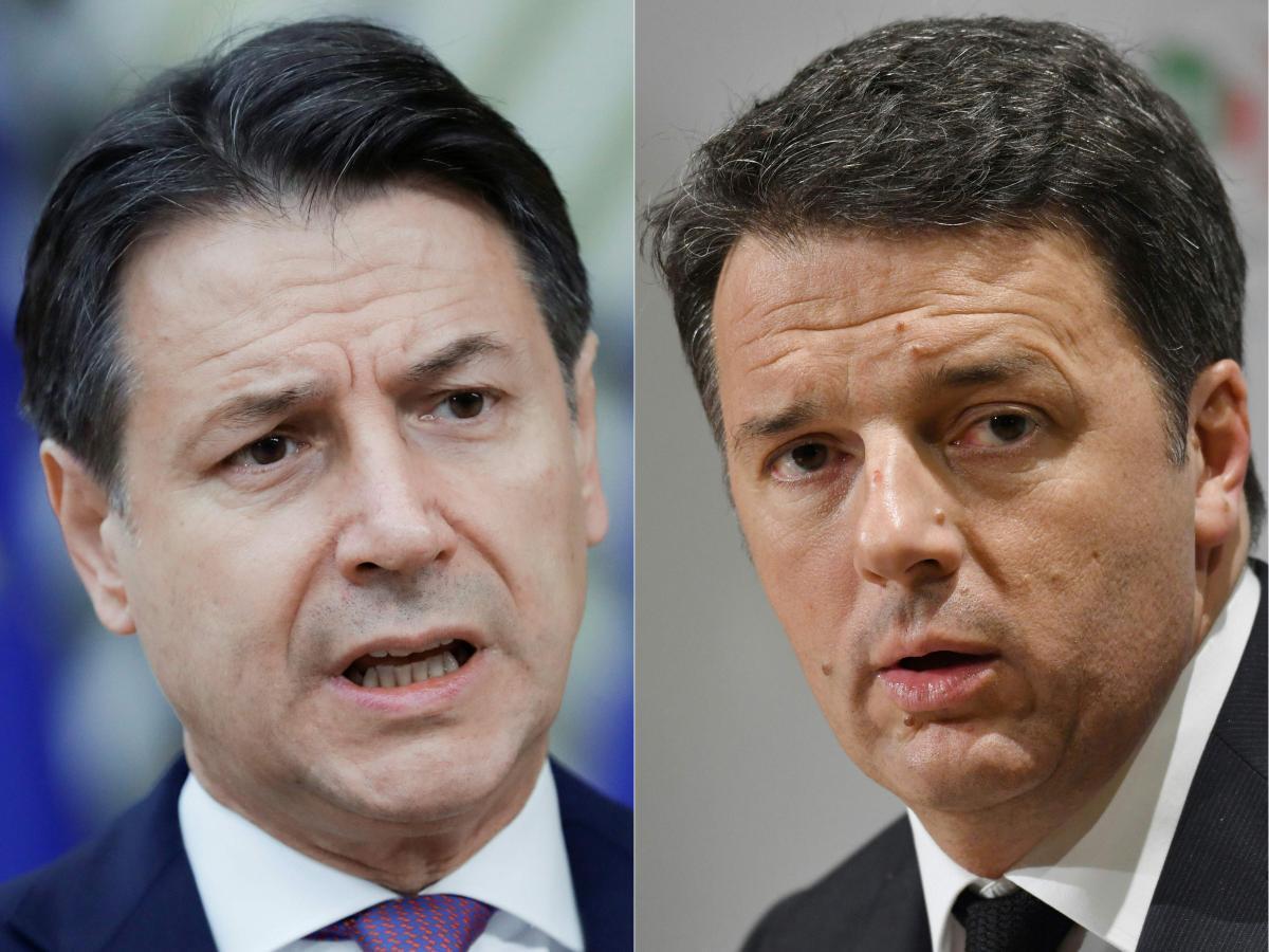 Nova crisi en el Govern italià pels fons europeus
