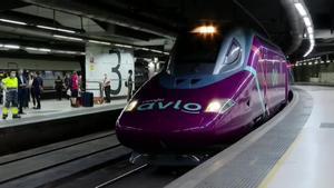 Renfe estrena l'Avlo amb viatges entre Madrid i Barcelona des de 7 euros