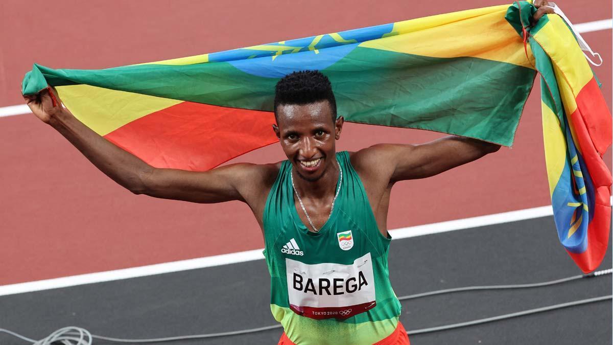 Tòquio 2021: l'etíop Barega s'emporta l'or en 10.000