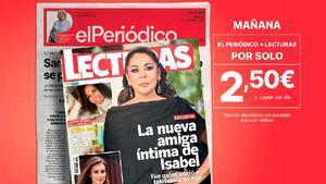'El Periódico' y 'Lecturas', por solo 2,50 euros