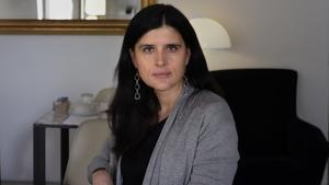 Beatriz Lequmberri: «Hi ha dones amb càncer que es van cansar de demanar permís per sortir de Gaza i van morir»