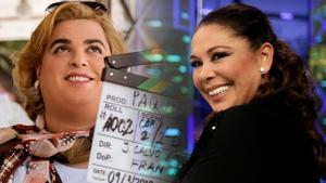 Isabel Pantoja pondrá voz a la sintonía de 'Paquita Salas'.