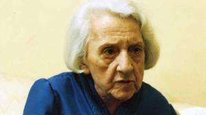 María Zambrano.
