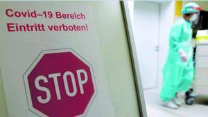 Alemanya torna a registrar més de mil morts i 21.237 contagis