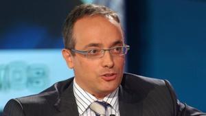Alfredo Urdaci, exdirector de informativos de la cadena privada 13TV.