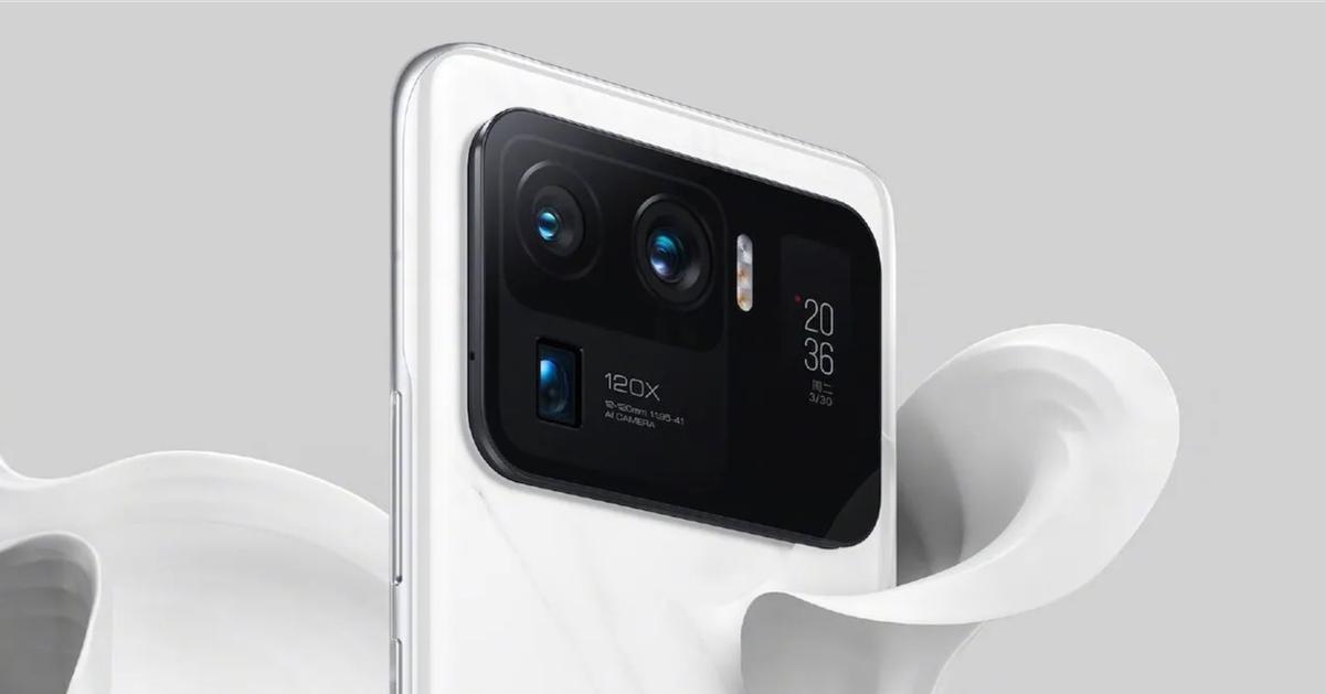 Detalle del sistema de cámaras del nuevo Xiaomi.