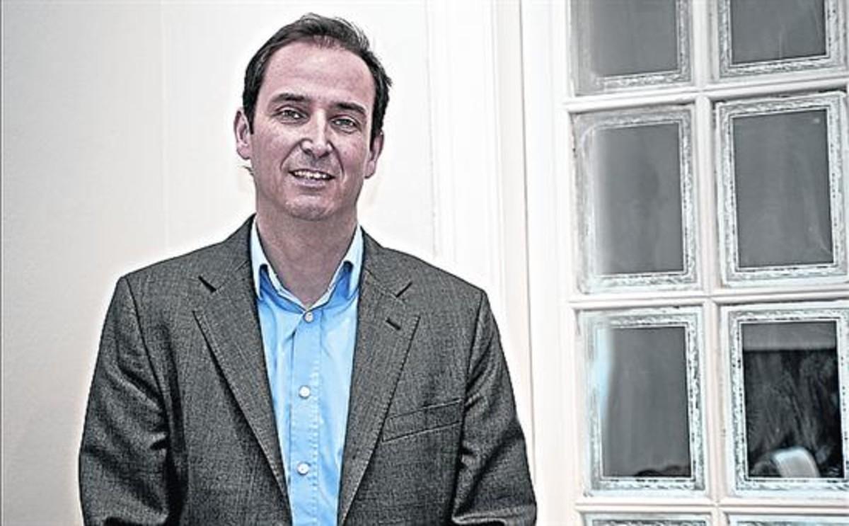 James Buckland, consejero de LoanBook.