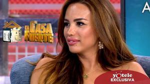 La polémica Cristini Couto ('MYHYV') se prepara para concursar en 'La casa fuerte'