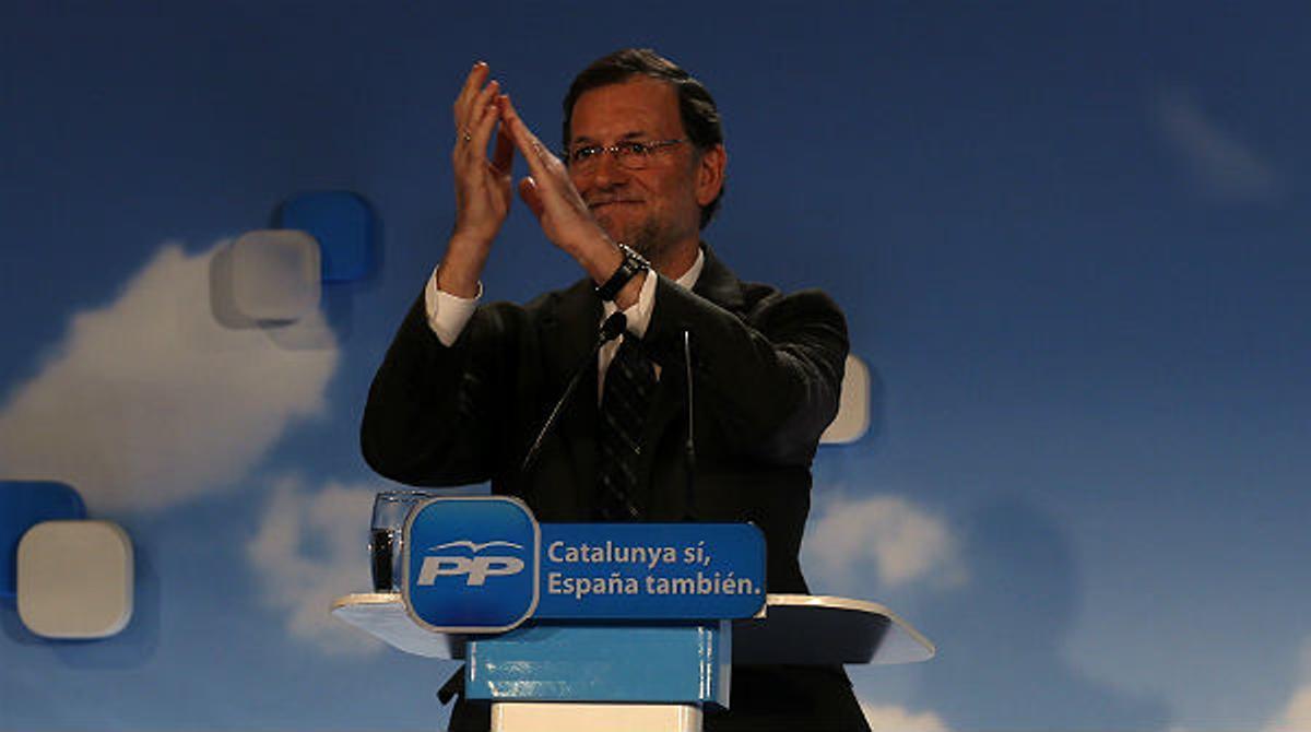 El PP baja dos puntos en intención de voto tras la reforma del aborto