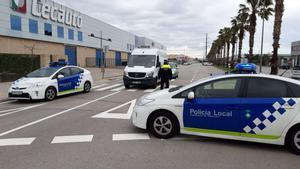 La Policía Local de Viladecans ha interpelado a más de 6.500 personas y 4.500 conductores desde el 15 de marzo