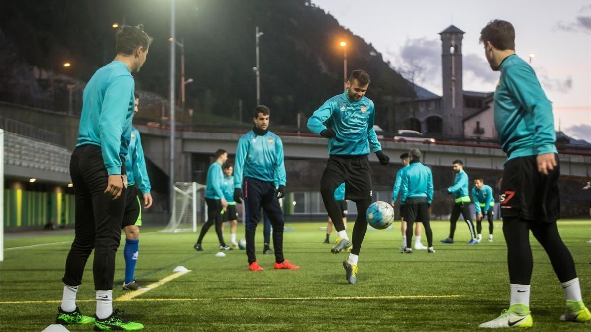 FC Andorra: el sueño de Piqué