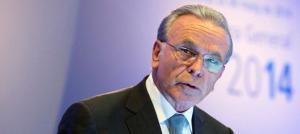 Isidro Fainé, presidente de la Fundación Bancaria