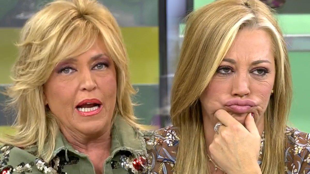 """Lydia Lozano afirma que José Luis Moreno le debe dinero y Belén Esteban lanza un mensaje: """"¡Pá-ga-le!"""""""