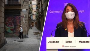 Nuevas restricciones en Catalunya: confinamiento perimetral y cierre cultural