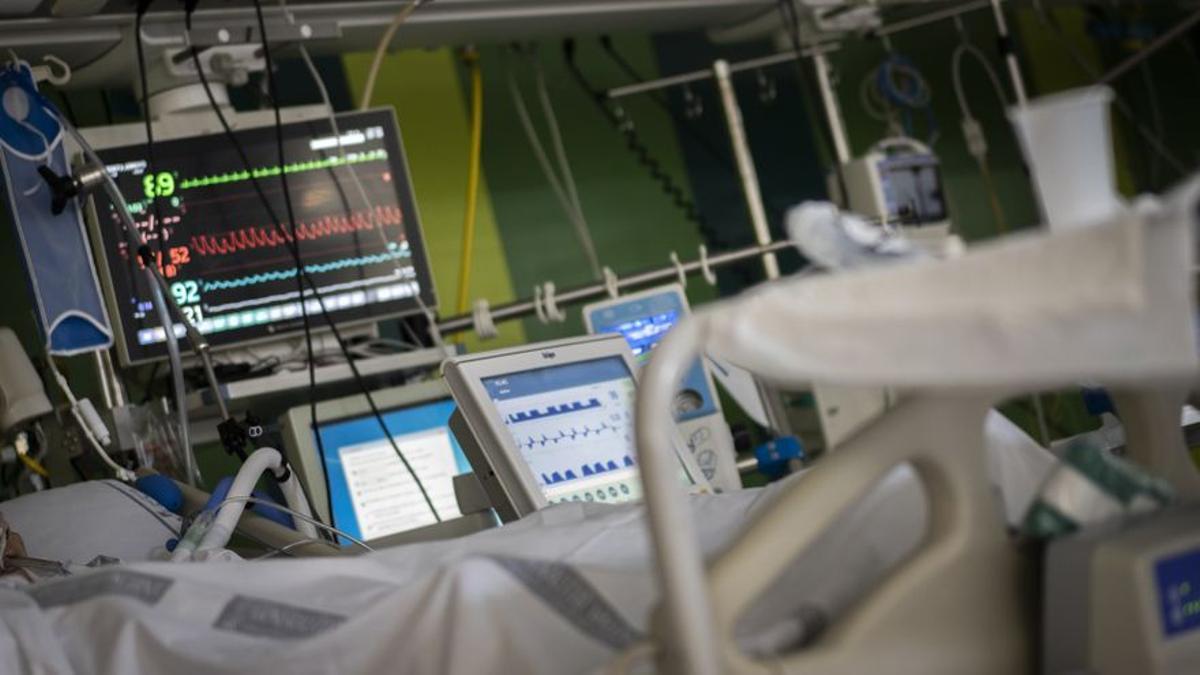 Covid19: La presión hospitalaria y la velocidad de transmisión siguen a la baja en Catalunya