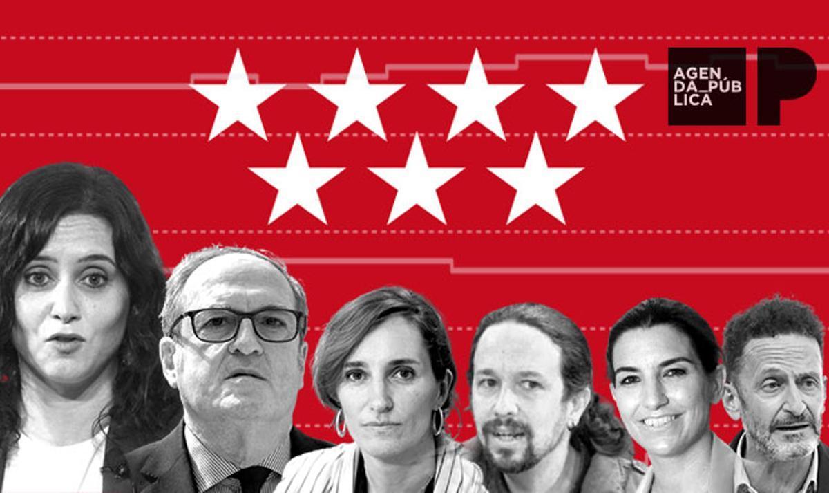 ¿Qui guanyarà les eleccions a la Comunitat de Madrid? Aquestes són les prediccions més enllà de les enquestes prohibides