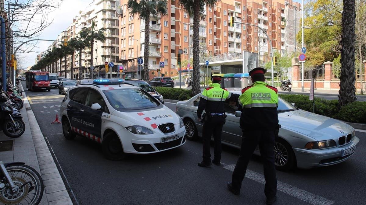 ¿Com funcionaran el confinament i el toc de queda a Catalunya amb les noves restriccions?