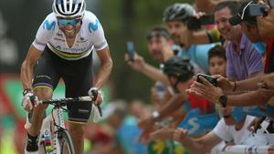 Alejandro Valverde: dues dècades amb 20 anys