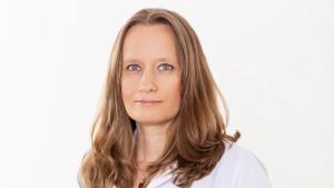 La Doctora Sari Arponen.
