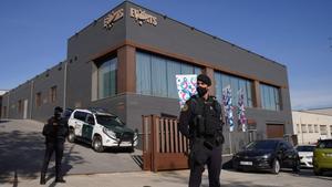 Registro de la empresa Events en Igualada.