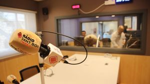 La emisora local Ràdio Sant Boi celebra 40 años