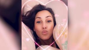 La cantante Malú publica su primera fotografía tras el nacimiento de su hija.