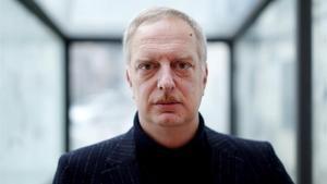 El escritor italiano Antonio Scurati.