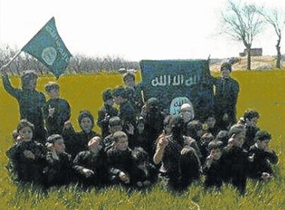 Los niños del Estado Islámico
