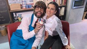 Paula Alós, cocinera y presentadora de 'Manduka' (Super 3).