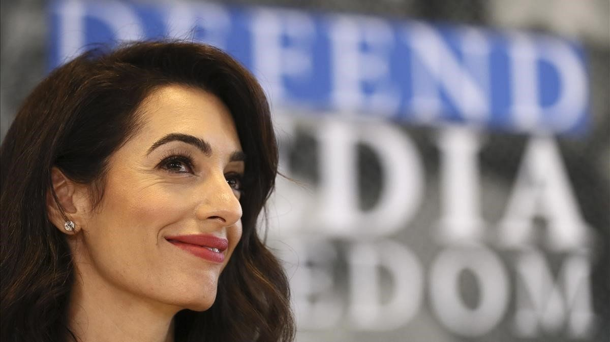 Detinguda la germana d'Amal Clooney sota els efectes de l'alcohol i sense carnet