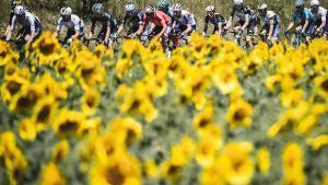 Tour de França: Nîmes, la ciutat massa alegre