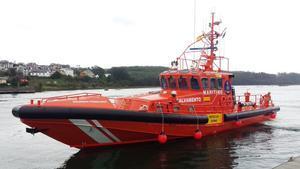 Un buque de Salvamento Marítimo.
