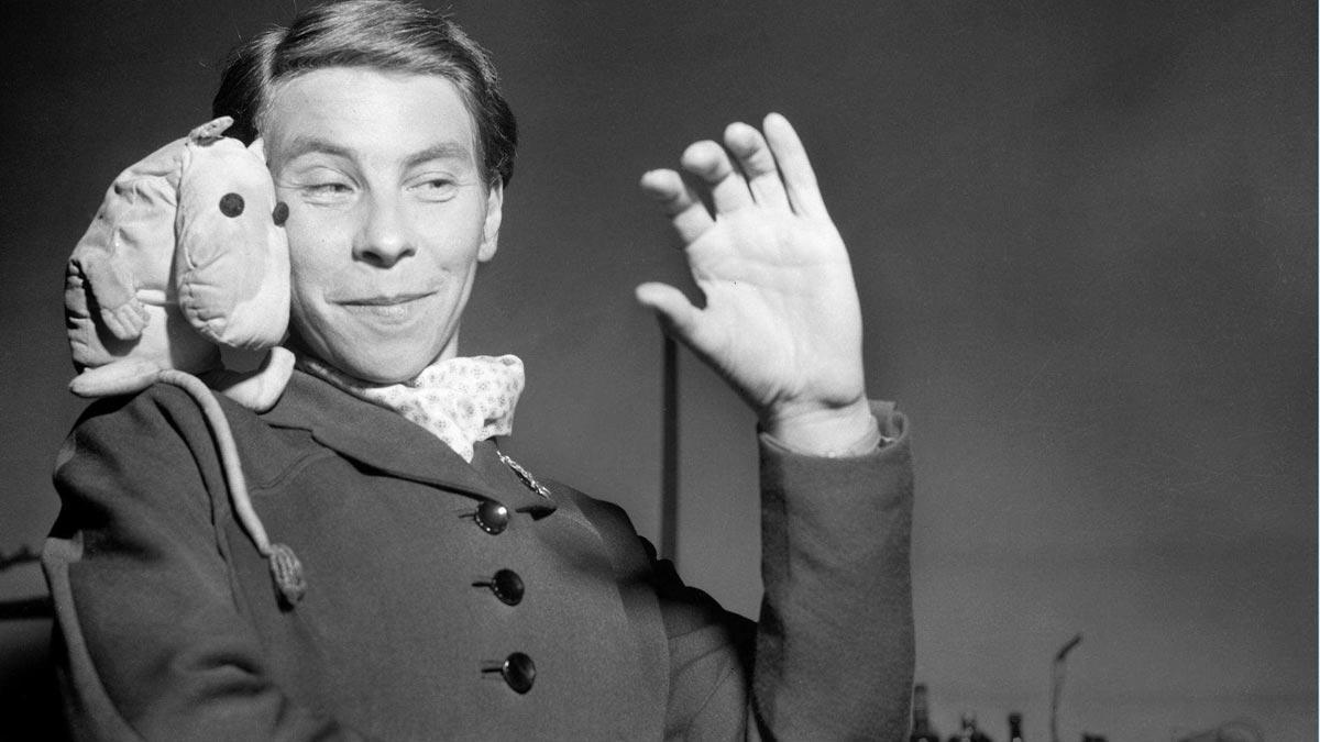 Tove Jansson, en 1954.