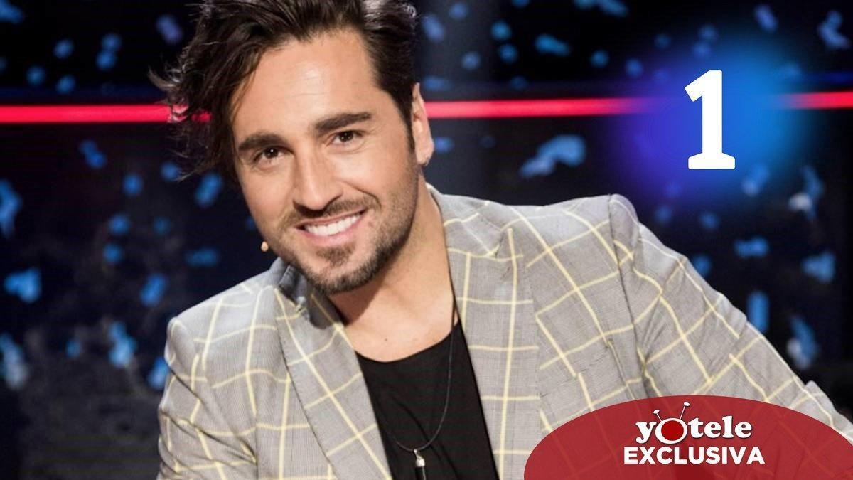 David Bustamante, fichaje estrella de TVE como reportero de 'Como Sapiens'
