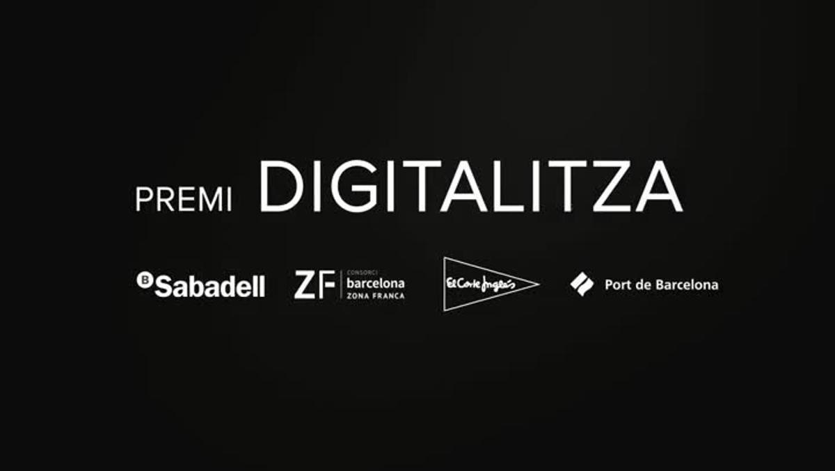 La empresa eCooltra recibe el galardón Digitalitza.