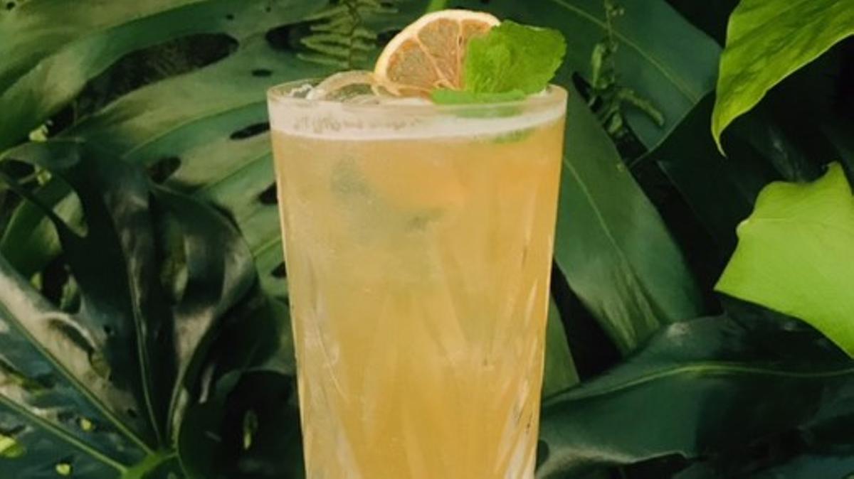 Hokkaido Lemonade: una refrescant versió a la japonesa d'un còctel americà