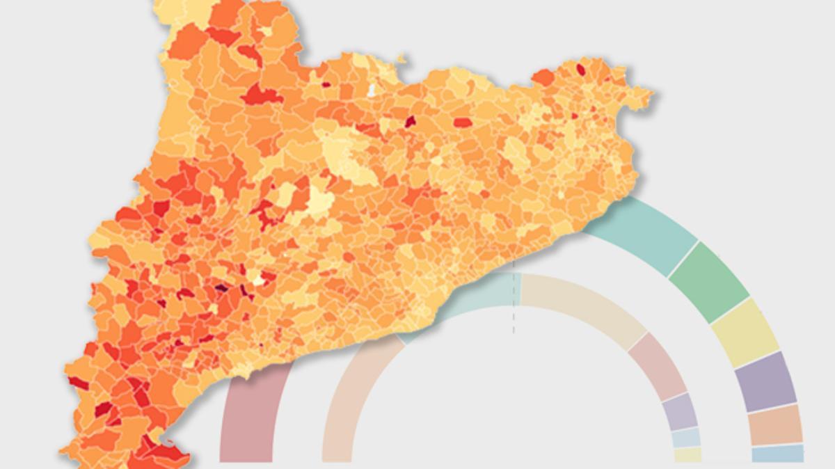 Estos han sido los resultados de ERC por municipios