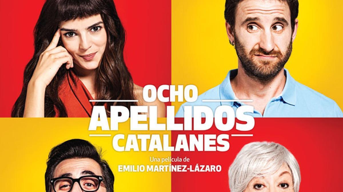 Tráiler de 'Ocho apellidos catalanes'.