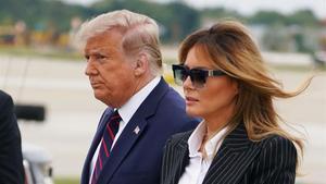 El positiu de Trump en Covid-19 altera la campanya dels EUA