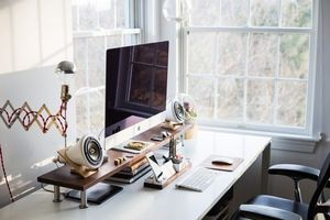 Una cuidada selección de accesorios para equipar nuestro escritorio