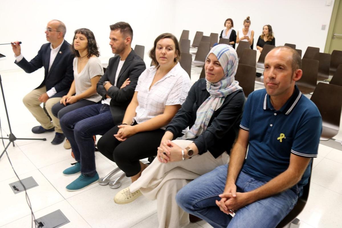 El fiscal acusa els edils de Badalona de ser «conscients de desobeir» el 12-O