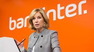 Maria Dolores Dancausa, consejera delegadade Bankinter.