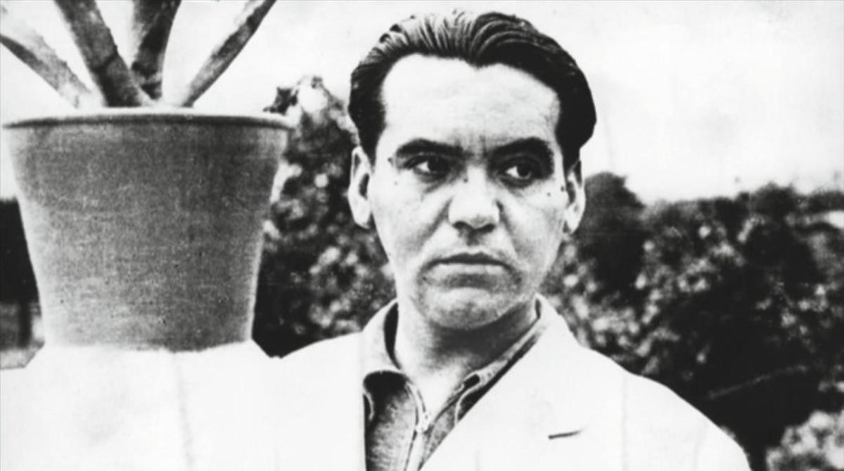 Federico García Lorca.