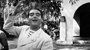 Federico García Lorca, en una imagen de archivo.